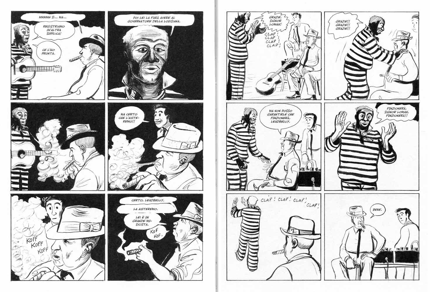 "Frantz Duchazeau, ""Lomax"" (Coconino Press 2012)"