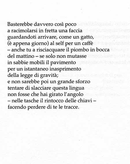 """Marco Bini, da """"Conoscenza del vento"""", Giuliano Ladolfi Editore 2011"""