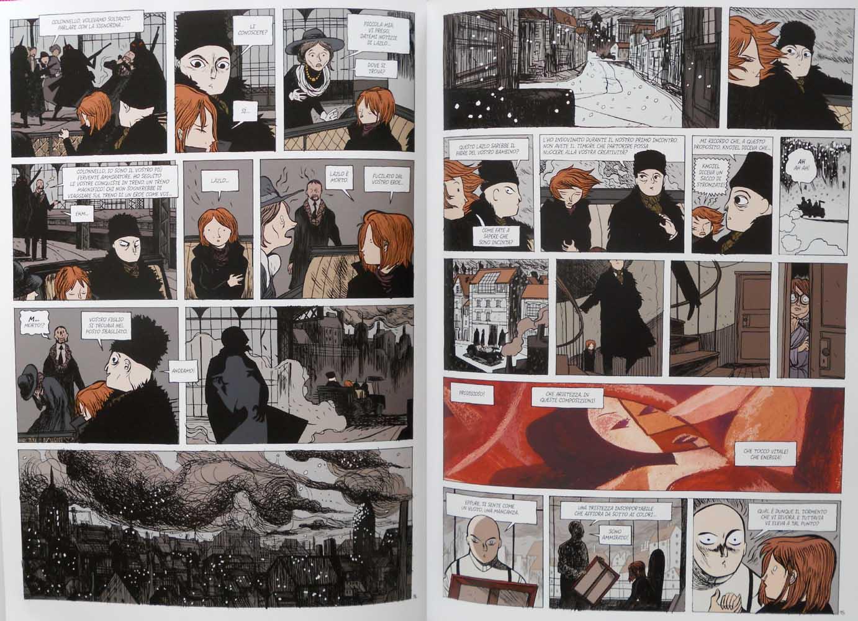 """Jean-Philippe Peyraud & Alfred, """"La disperazione della scimmia"""", Tunué 2012"""