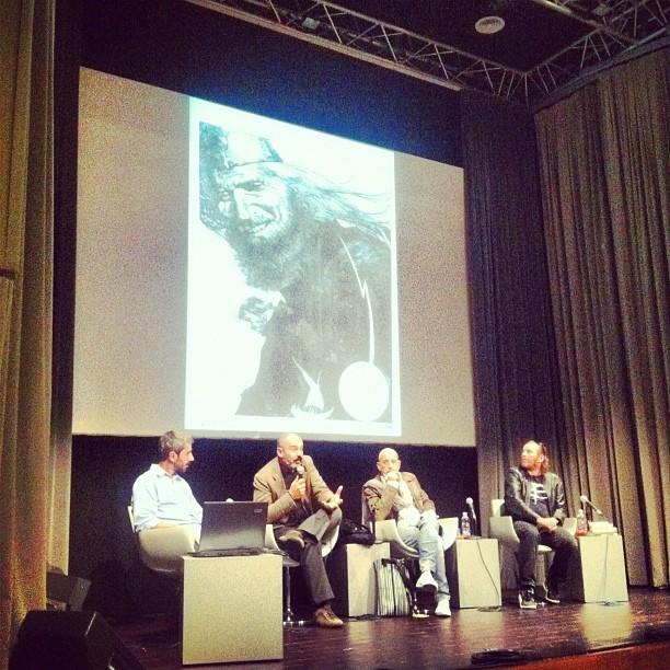 Dibattito su fumetto e poesia a Pordenonelegge 2012