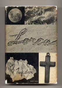 Alvin Lustig - Federico Garcia Lorca cover