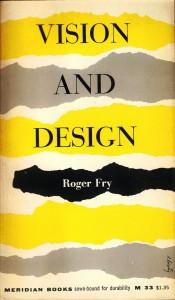 Alvin Lustig - Roger Fry cover