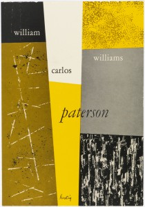 Book Cover, Paterson by William Carlos Williams