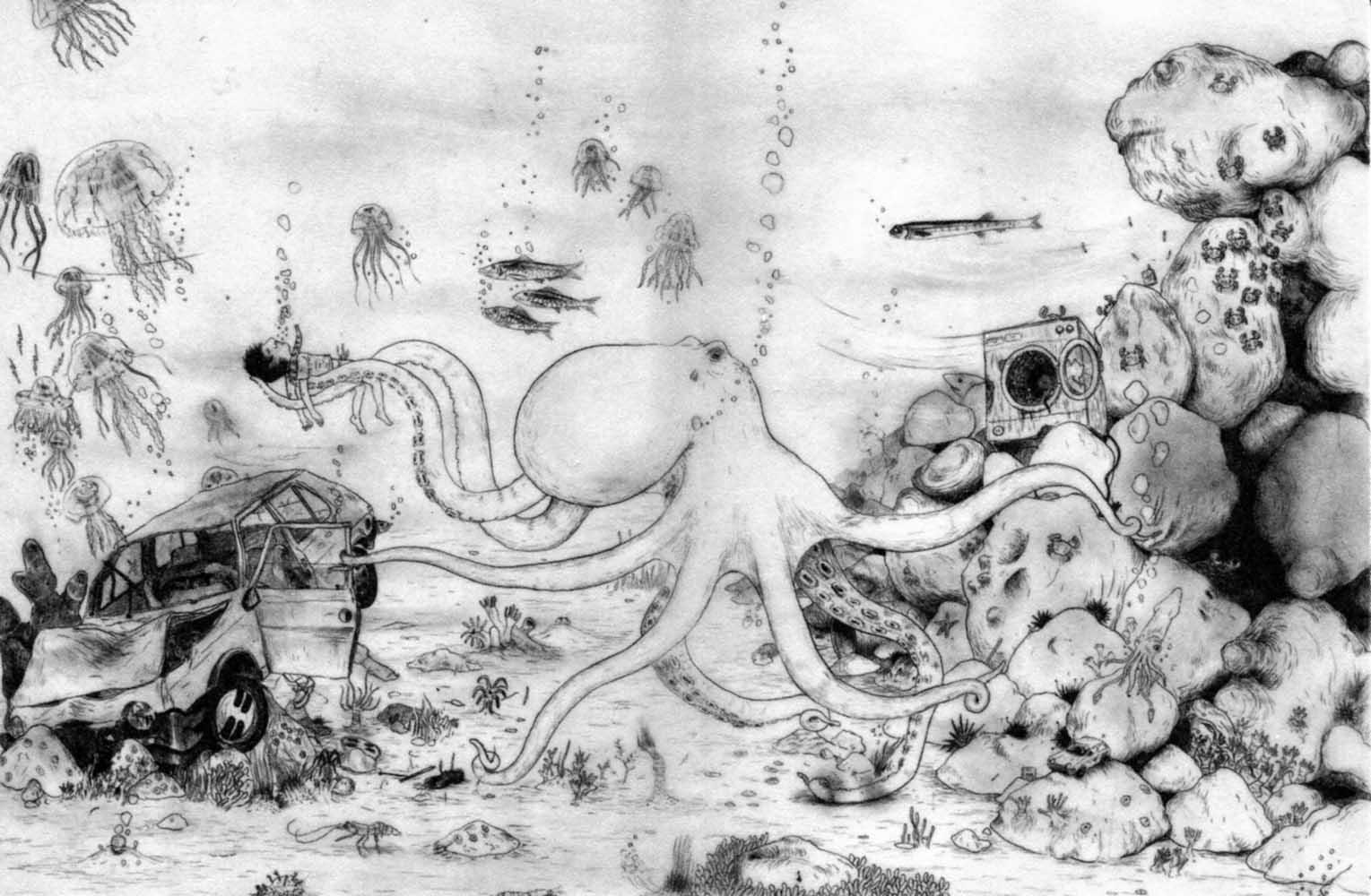 """Edo Chieregato e Michelangelo Setola, """"Dormire nel fango"""", seconda di copertina e risvolto"""