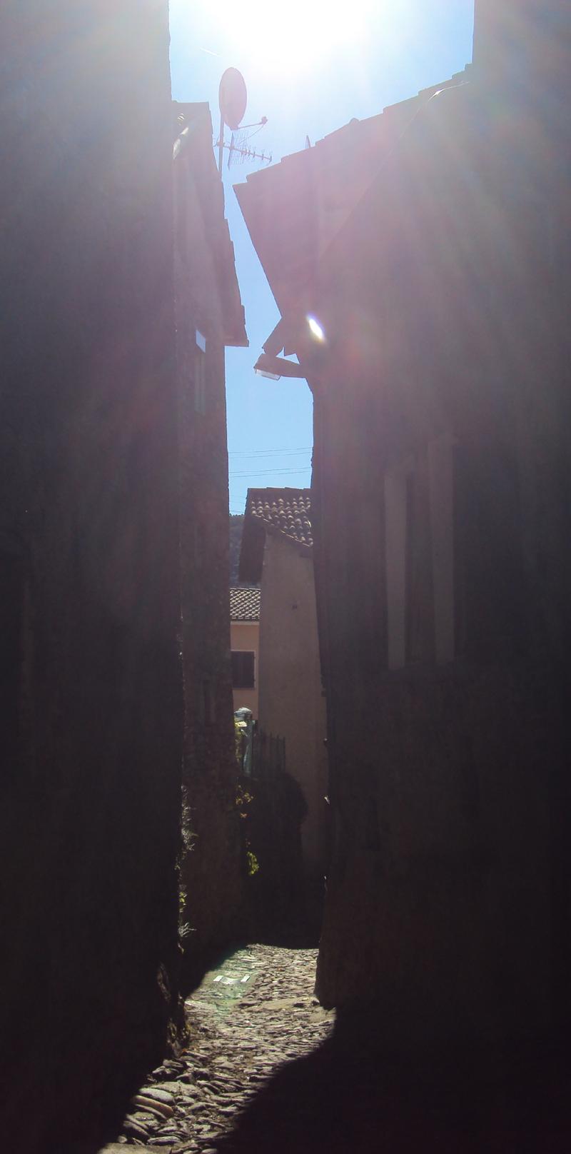 Il corridoio di luce