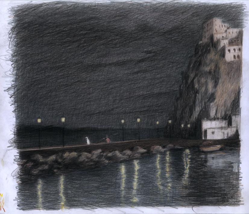 Piero Macola Boecklin Ischia