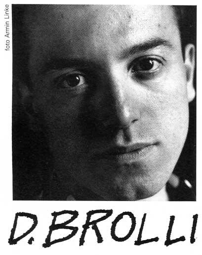 Daniele Brolli 1988