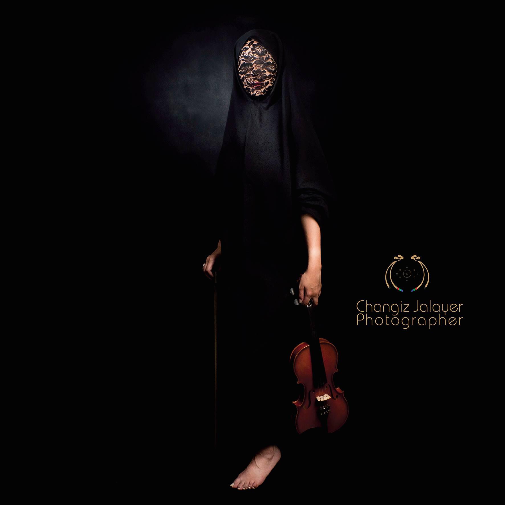 "Changiz Jalayer - (dalla serie ""Music without sound"")"