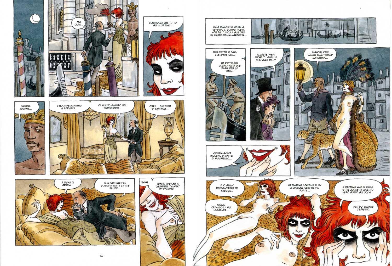 "Vanna Vinci, ""La Casati. La musa egoista"", Rizzoli Lizard 2013, pp. 26-27"