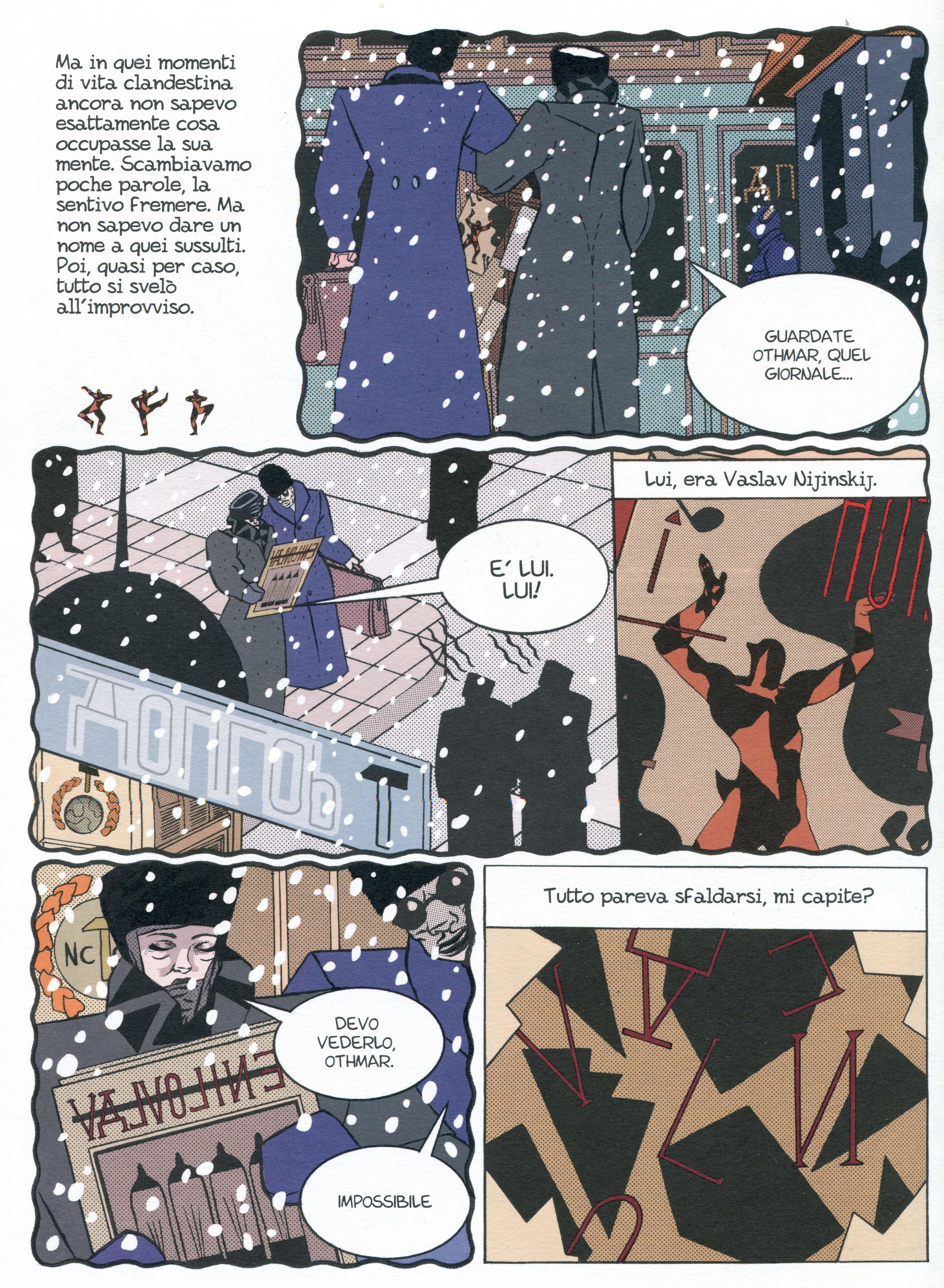 Igort - Sinfonia a Bombay - pagina 68