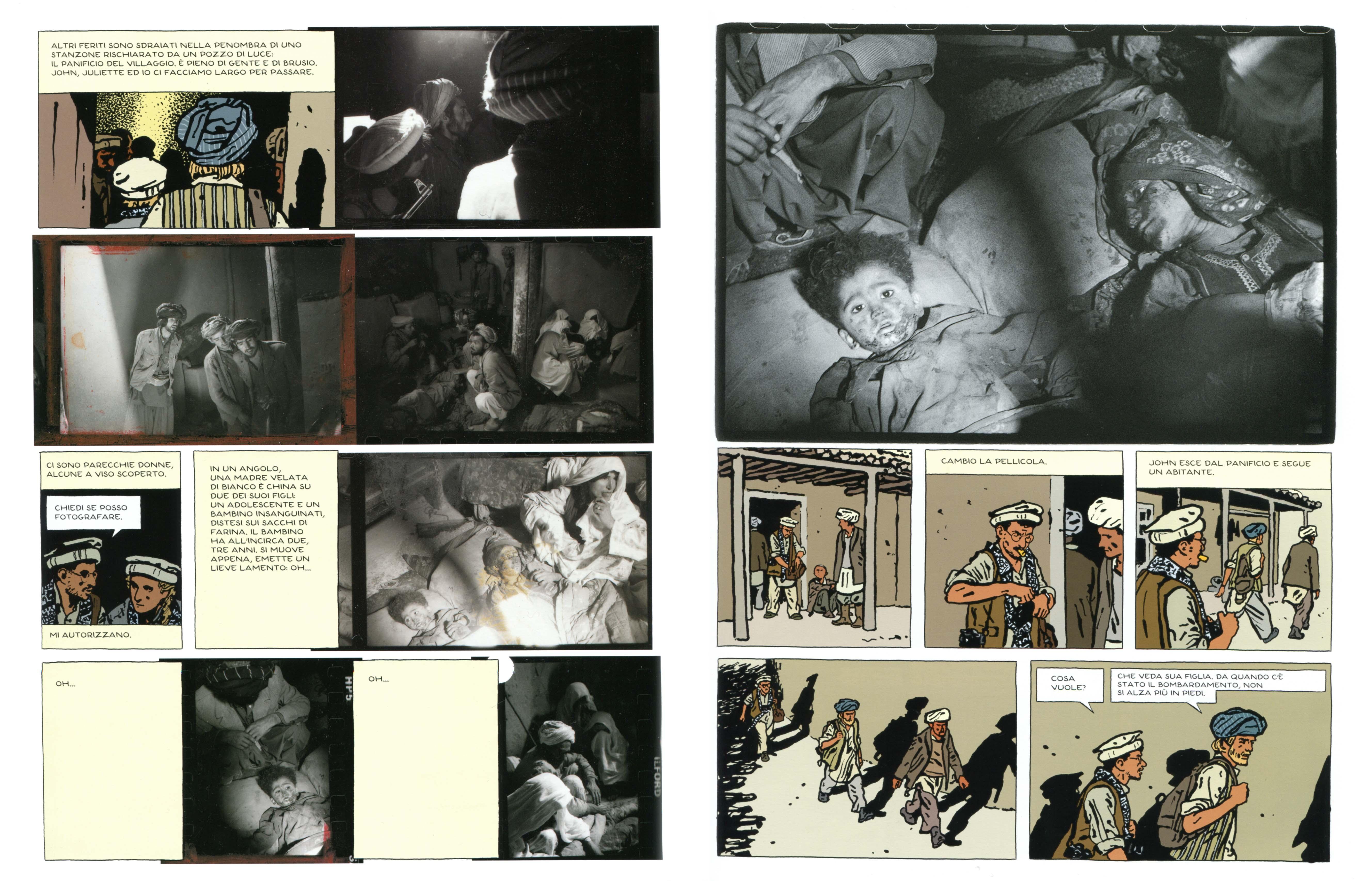 Guibert, Lefèvre e Lemercier, Il fotografo pp144-145